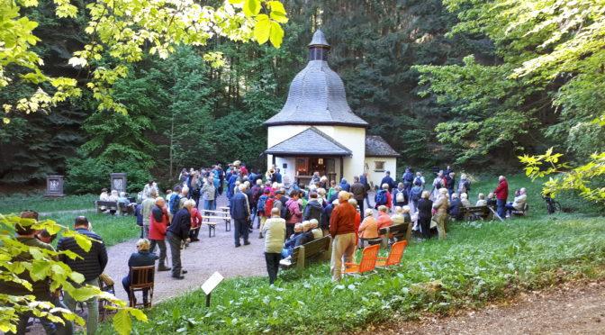 Gottesdienst in Waldenburg am 02.05.2021 – Gesangverein Westfalia Rhode lädt ein