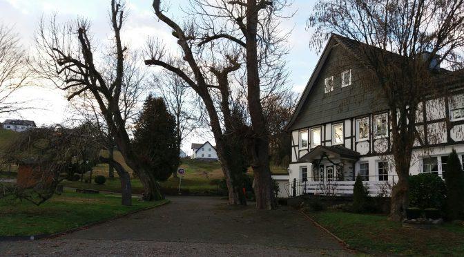 Wanderung zum Jahresabschluss nach Eichhagen