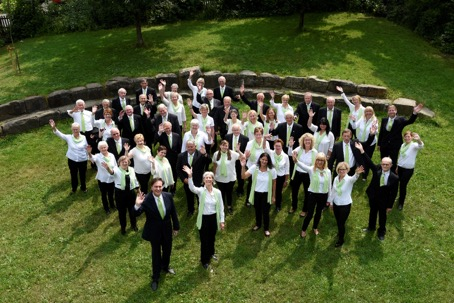 """Der Gesangverein """"Westfalia"""" Rhode lädt ein – Dorffest """"Unter Adler und Eiche"""""""